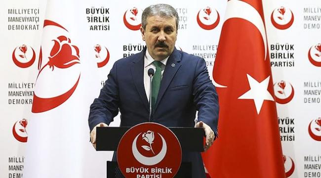 BBPli 18 isim AK Parti listelerinden aday oldu
