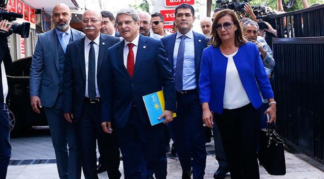 İYİ Partinin milletvekili adayları açıklandı