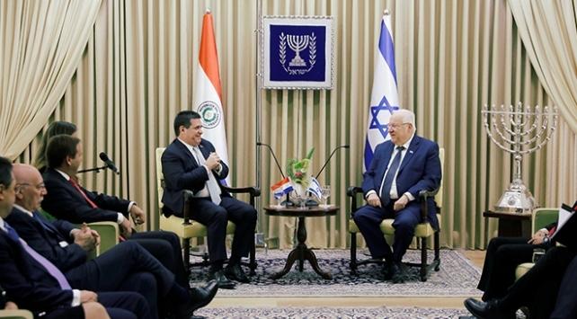 Hamas, Paraguay'ın büyükelçiliğini Kudüs'e taşımasını kınadı