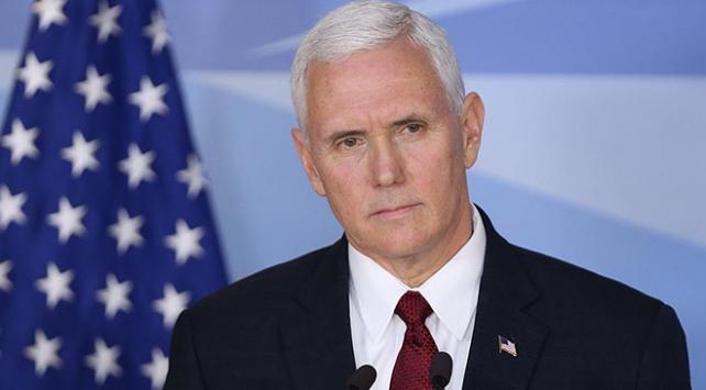 ABD Başkan Yardımcısı Penceten Kuzey Koreye Libya tehdidi