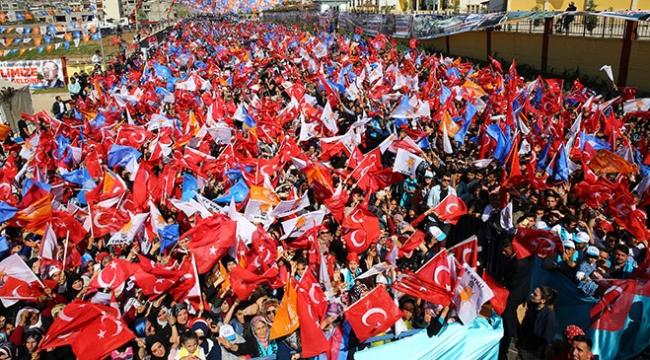 AK Partide 149 milletvekili aday gösterilmedi