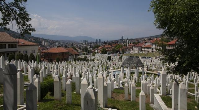 Saraybosnadaki Osmanlı Şehitliği yeniden düzenleniyor