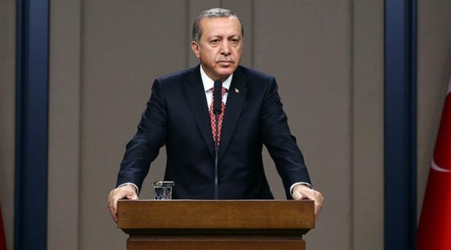 Cumhurbaşkanı Erdoğandan Cevdet Sunay mesajı