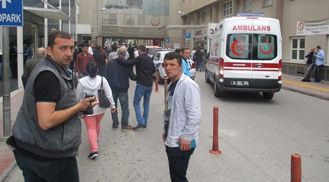 Ümraniye Eğitim Araştırma Hastanesi önünde silahlı saldırı: 2 ölü