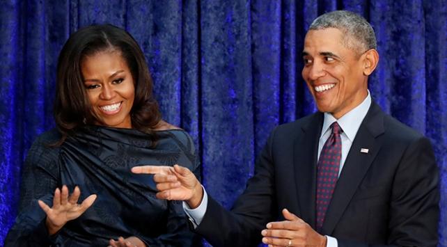 Barack ve Michelle Obama Netflix'le anlaştı