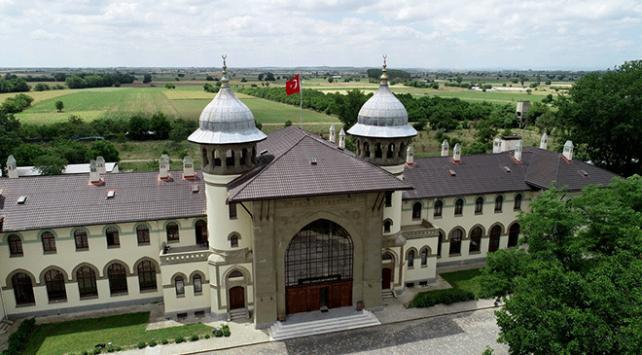 Trakya Üniversitesi Kampüsü, müze ziyaretçisi turistlerin ilgisini çekiyor
