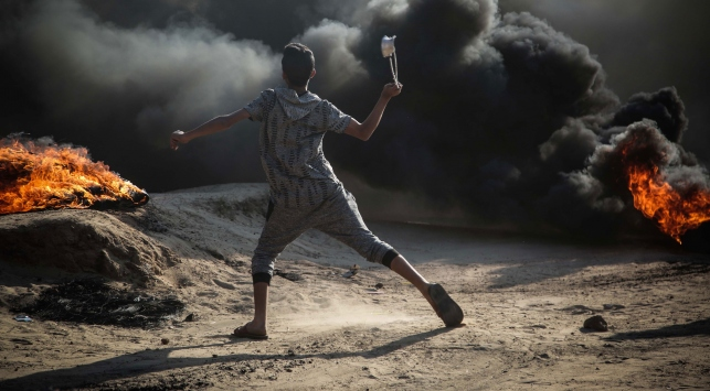 Filistinin başvurusu kabul edilirse yargılama süreci başlayacak