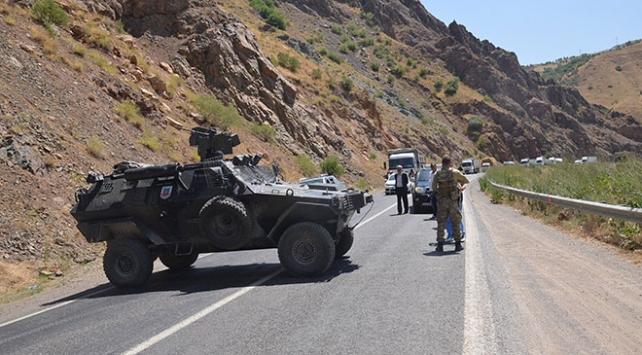 Hakkaride 30 bölge Özel Güvenlik Bölgesi ilan edildi