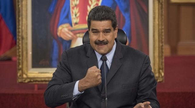 Venezuela Devlet Başkanı Maduro ABD büyükelçisini sınır dışı ediyor