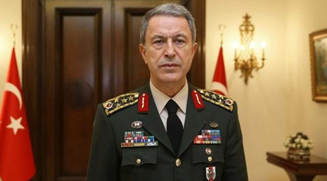 Genelkurmay Başkanı Orgeneral Hulusi Akar Belgrada gitti