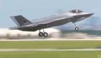 Türkiyenin F35A uçağının ilk uçuş görüntüleri yayınlandı