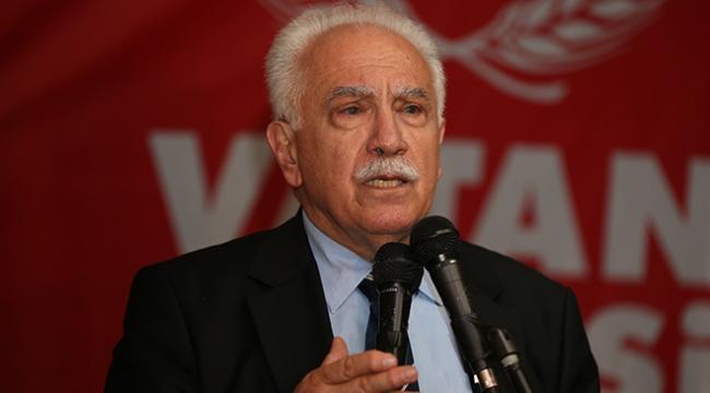 Vatan Partisi Genel Başkanı ve Cumhurbaşkanı Adayı Perinçek: Meclisi gençleştirmek konusunda kararlıyız