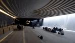 Ödüle doymayan modern yeraltı camisi: Sancaklar Camii