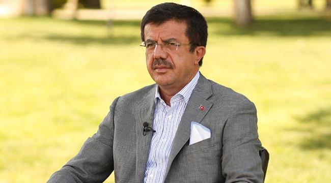 Bakan Zeybekci: Merkez Bankamızın attığı adımı destekliyoruz