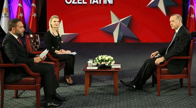 Cumhurbaşkanı Erdoğan: Atatürk Havalimanını millet bahçesi haline getireceğiz