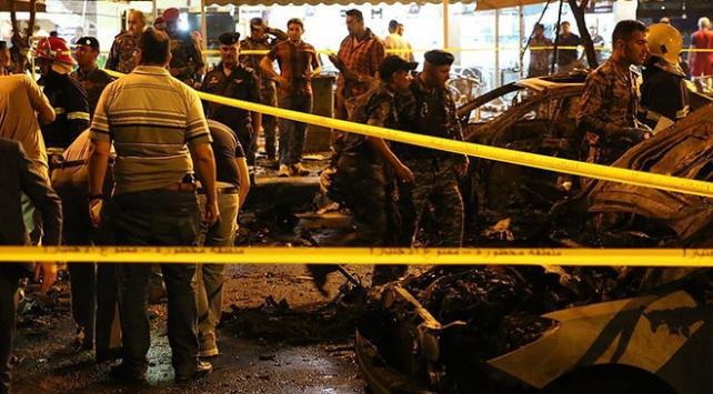 Bağdatta intihar saldırısı: 8 ölü, 11 yaralı