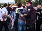 Ankara'da kimlik soran sivil polise saldırı: 3 yaralı