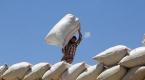 Saman işçilerinin zorlu Ramazan mesaisi