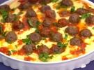 Misket köfteli patates paçası