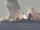 Rusya, balistik füzelerini denizaltıdan fırlattı