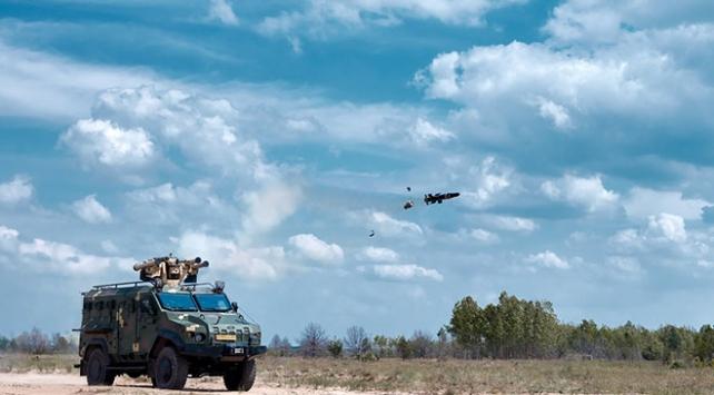 ASELSANın füze atıcı sistemi, Ukraynadaki testleri başarıyla geçti