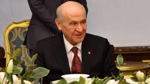 MHP Genel Başkanı Bahçeli: Alaaddin Çakıcı, Selahattin Demirtaş kadar suçlu değil