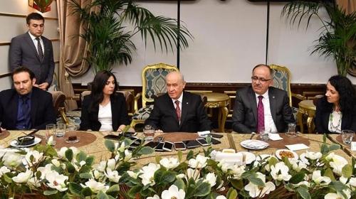 MHP Genel Başkanı Bahçeli: Küresel güçler Türkiyeye sıkıntı yaşatmayı amaçladı