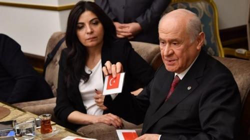 MHP Genel Başkanı Bahçeli: İttifak kavramı ilk defa bir anlam kazandı
