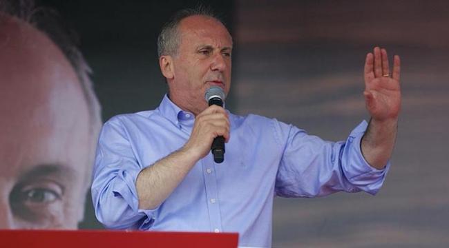 CHP Cumhurbaşkanı Adayı İnce: Rektörleri, üniversite hocaları seçecek