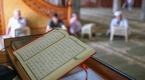 Antalyanın asırlık camilerinde mukabele geleneği