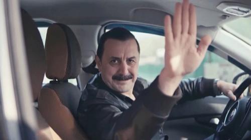 Trafikte saygının önemini anlatan kamu spotu