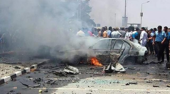 Libyada bombalı saldırı: 6 ölü, 20den fazla yaralı