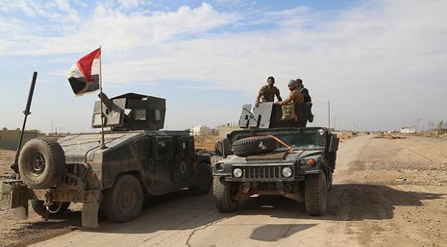 Kerkükte güvenlik güçleri ile DEAŞlılar arasında çatışma
