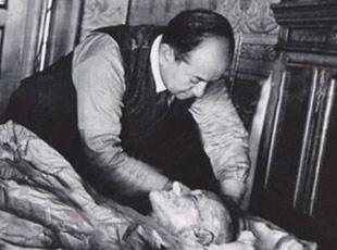 Atatürkün Otopsi Sonrası Fotoğrafları