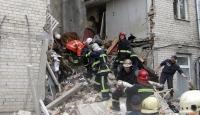 5 Katlı Bina Çöktü: 2 Ölü