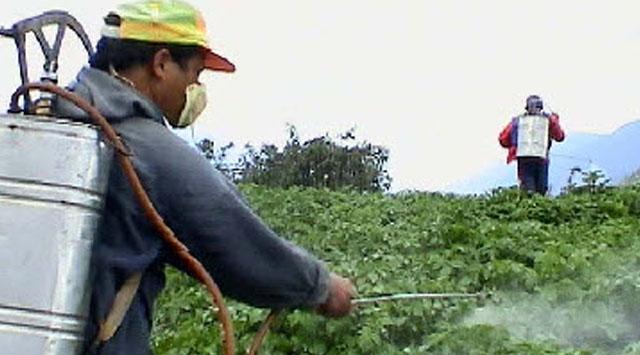 12 çiftçiyi tarım ilacı zehirledi