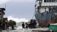 Tropikal Fırtına Gemi Batırdı