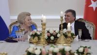 Hollanda Kraliçesi Beatrix Ankara'da