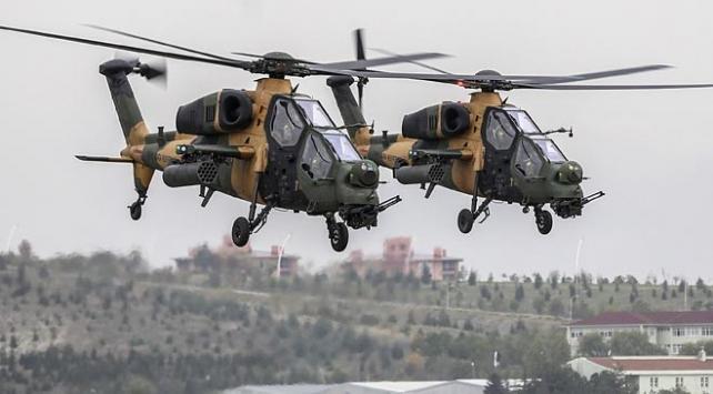 Atak helikopteri sahadaki başarısına ihracatı da ekledi