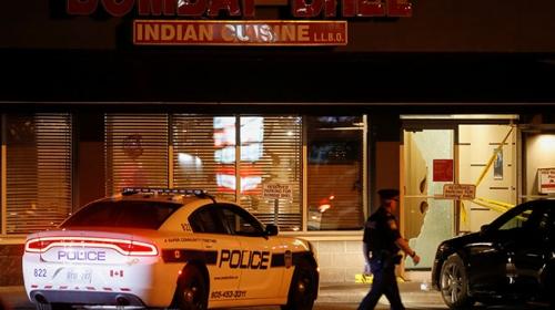Kanadada restoranda patlama: 15 yaralı