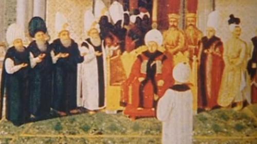 Osmanlıda bir saray eğitimi: Huzur dersleri