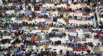 Mescid-i Aksada Ramazan ayının ikinci Cuma namazı kılındı