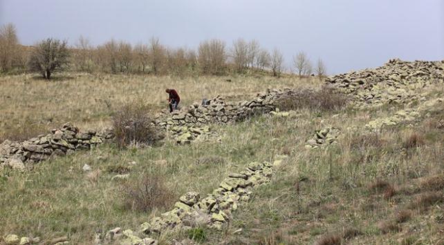 Bayburtta arkeolojik alan tespit edildi
