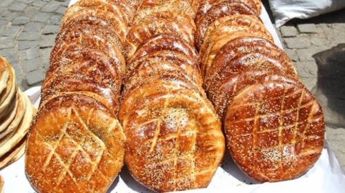Elazığda iftar sofralarının vazgeçilmezi: Nohut ekmeği