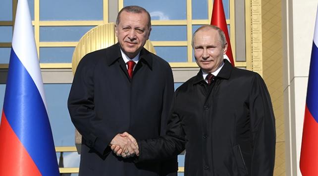 Putin: Erdoğana karşı baskı kurarak sonuç elde etmek çok zor