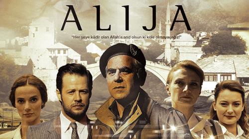 """""""Aliya"""" dizisi Bosna-Hersekli seyirciyle buluştu"""