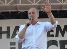 CHP Cumhurbaşkanı Adayı İnce: Cumhurbaşkanı seçildiğimde herkesi kucaklayacağız