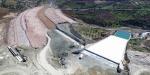 Yukarı Afrin Barajı inşaatında sona yaklaşıldı
