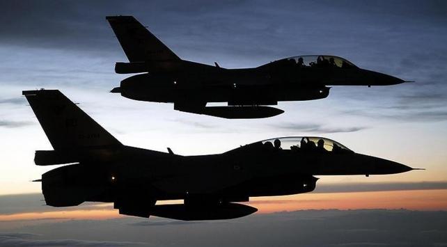 Kerkükte hava saldırısında 5 DEAŞ militanı öldürüldü