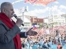 Başbakan Yıldırım: Siz sadece yıkmayı bilirsiniz, yapmayı AK Parti bilir